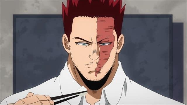 Boku no Hero Academia 5 Episódio - 18A Infernal casa da família Todoroki