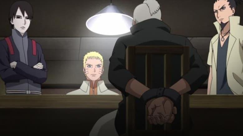 Boruto: Naruto Next Generations Episódio - 213Identidade verdadeira