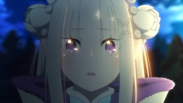 Re Zero kara Hajimeru Isekai Seikatsu 2 Dublado Episódio - 25Um Passo Imprudente Sob a Lua