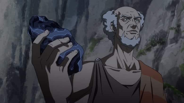 Blood of Zeus Episódio - 2O passado é um prólogo