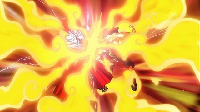 One piece Episódio - 991Amigos ou Inimigos?! Luffy e Yamato!