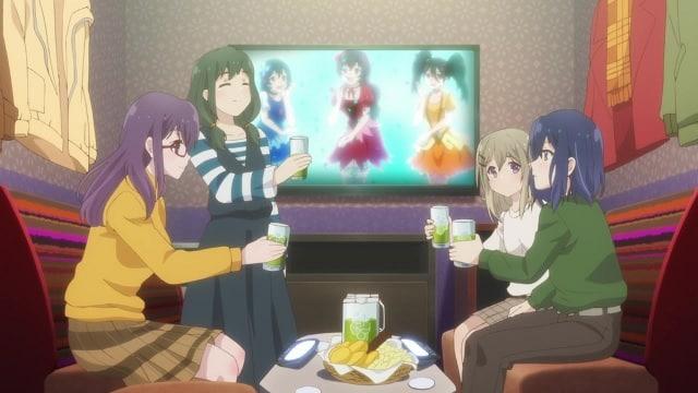 Adachi To Shimamura Dublado Episódio - 3Nenhum titulo oficial ainda.