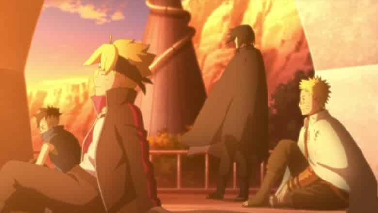 Boruto: Naruto Next Generations Episódio - 219Nenhum titulo oficial ainda.