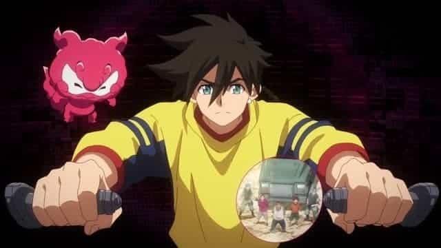 Kyoukai Senki Episódio - 1Nenhum titulo oficial ainda.