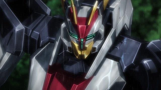 Kyoukai Senki Episódio - 2Nenhum titulo oficial ainda.