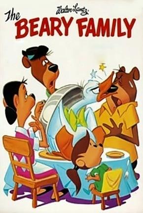 A Família Urso Dublado