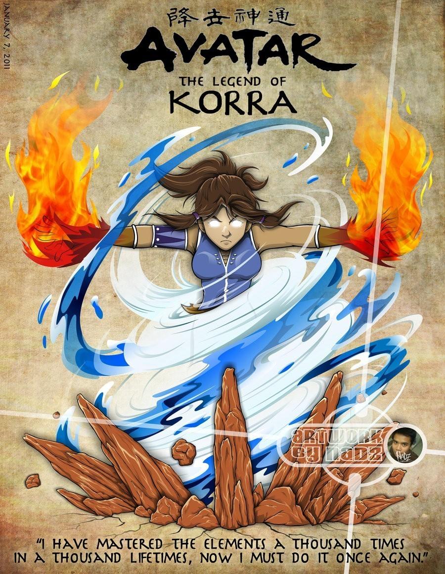 Avatar: A Lenda de Korra