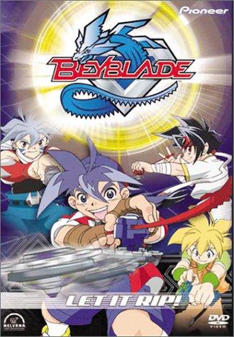 Beyblade 1 Temporada
