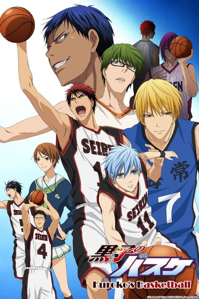Kuroko no Basket Movie 1 Winter Cup Kage to Hikari
