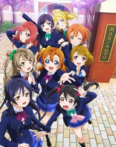 Love Live School Idol Project 1 Temporada