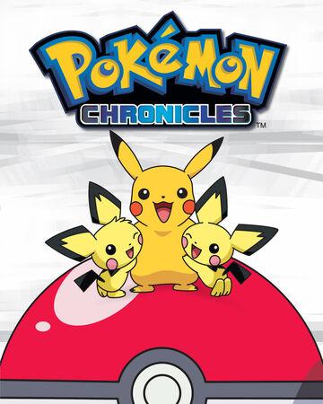Pokemon Cronicas Pokemon Chronicles