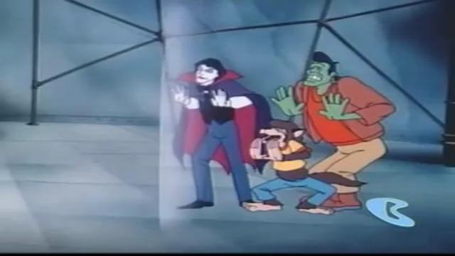 A Família Drácula Dublado Episódio - 2ep