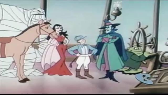A Família Drácula Dublado Episódio - 6ep