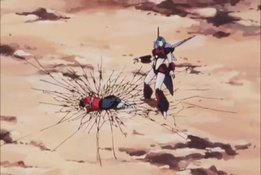 Akai Koudan Zillion Dublado Episódio - 23Bio-arma Diabólica