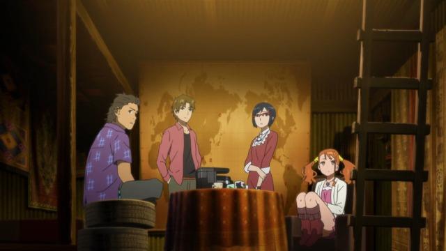 Ano Hi Mita Hana no Namae wo Bokutachi wa Mada Shiranai movie Filme - 1filme