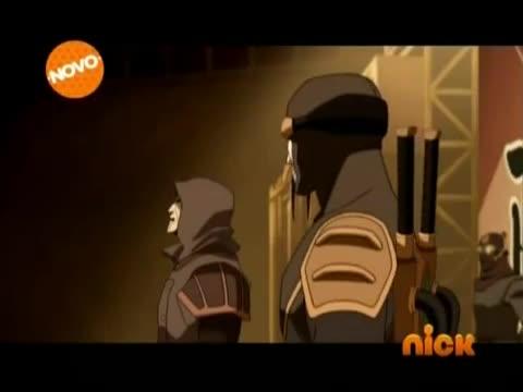Avatar: A Lenda de Korra Dublado Episódio - 12Fim de Jogo