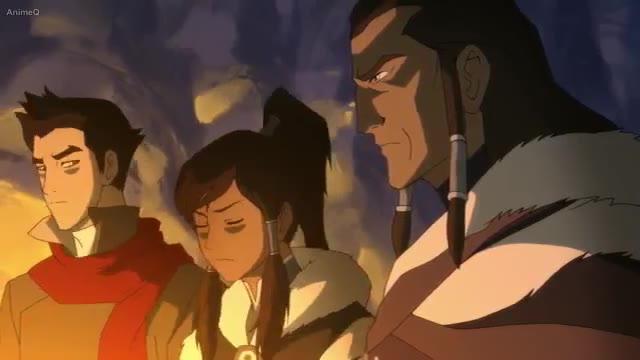 Avatar: A Lenda de Korra Dublado Episódio - 14As Luzes do Sul