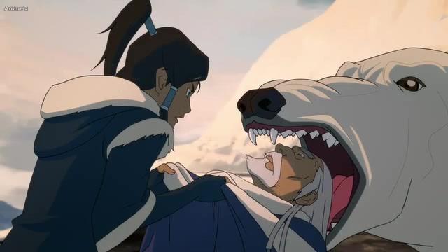 Avatar: A Lenda de Korra Dublado Episódio - 16Guerra Civil (2)