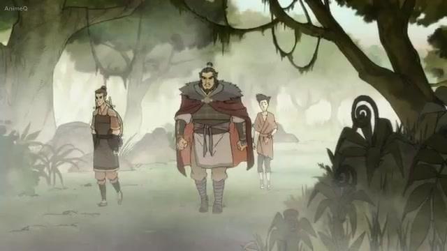 Avatar: A Lenda de Korra Dublado Episódio - 17Guardiões da paz
