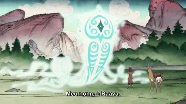 Avatar: A Lenda de Korra Dublado Episódio - 19Primórdios (1)