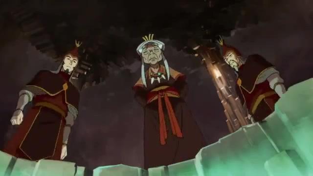Avatar: A Lenda de Korra Dublado Episódio - 20Primórdios (2)