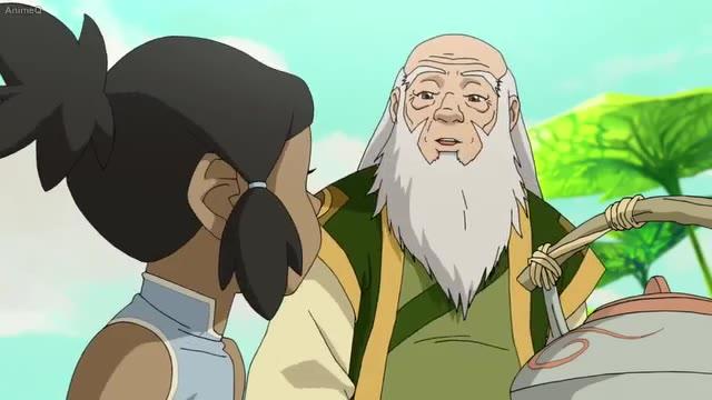 Avatar: A Lenda de Korra Dublado Episódio - 22Uma nova era espiritual