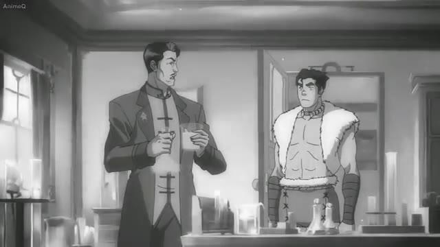 Avatar: A Lenda de Korra Dublado Episódio - 23Noite das Mil Estrelas