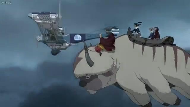 Avatar: A Lenda de Korra Dublado Episódio - 24Convergência Harmônica