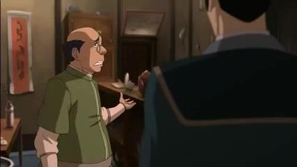 Avatar: A Lenda de Korra Dublado Episódio - 27Um Sopro de Ar Puro