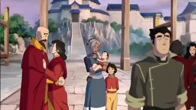 Avatar: A Lenda de Korra Dublado Episódio - 28Renascimento de Uma Nação