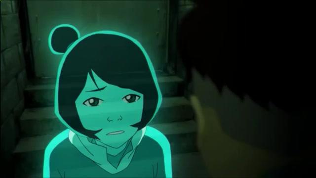 Avatar: A Lenda de Korra Dublado Episódio - 30Em Perigo