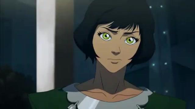 Avatar: A Lenda de Korra Dublado Episódio - 31O Clã do Metal