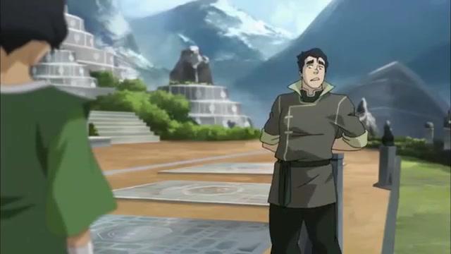 Avatar: A Lenda de Korra Dublado Episódio - 32Velhas Feridas