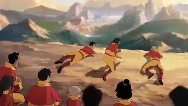 Avatar: A Lenda de Korra Dublado Episódio - 33Autênticos Dominadores de Ar