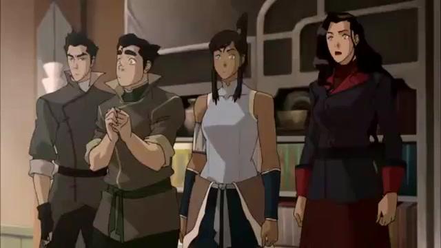 Avatar: A Lenda de Korra Dublado Episódio - 34O Terro Inerente