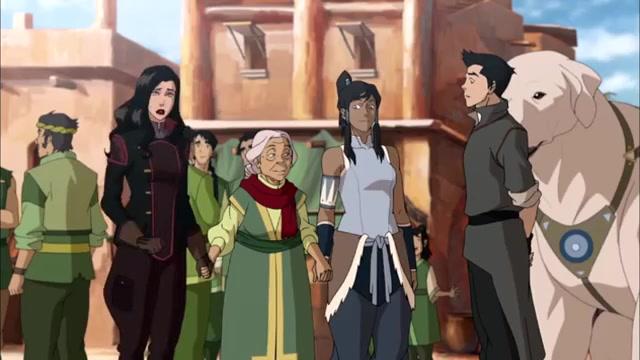 Avatar: A Lenda de Korra Dublado Episódio - 37O Ultimato
