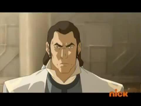 Avatar: A Lenda de Korra Dublado Episódio - 4A Voz na Noite
