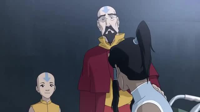 Avatar: A Lenda de Korra Dublado Episódio - 41Korra Sozinha