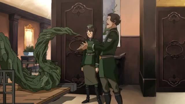 Avatar: A Lenda de Korra Dublado Episódio - 42A Coroação