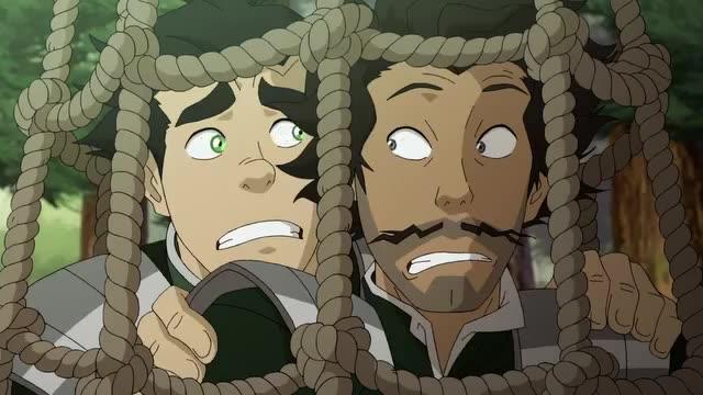 Avatar: A Lenda de Korra Dublado Episódio - 46Reunião