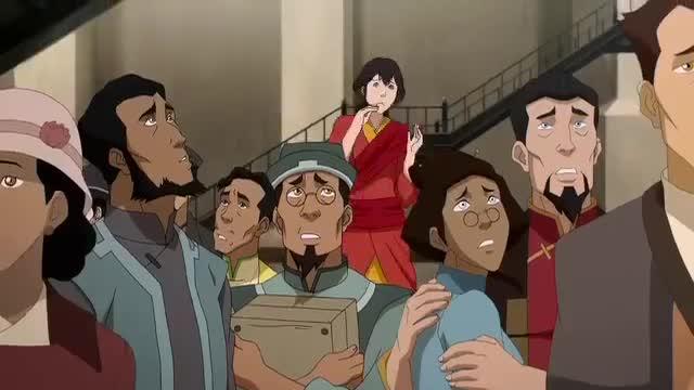 Avatar: A Lenda de Korra Dublado Episódio - 51Dia do Colosso