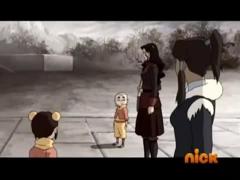 Avatar: A Lenda de Korra Dublado Episódio - 8Quando Extremos se Encontram