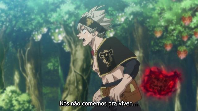 Black Clover Episódio - 159Lagos Quietos e Florestas Sombrias