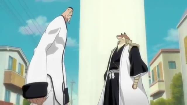 Bleach Episódio - 220Ikkaku Cai! A Crise Shinigami