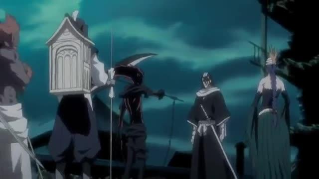 Bleach Episódio - 242Shinigami & Zanpakutou, Combate Total