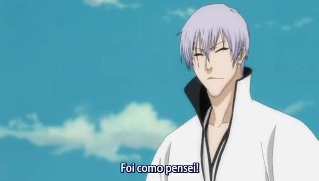 Bleach Episódio - 297A Espada Estensível!? Gin VS Ichigo