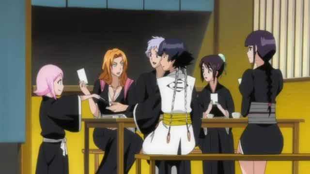 Bleach Episódio - 303Mundo Humano e Shinigami! Especial de Ano Novo