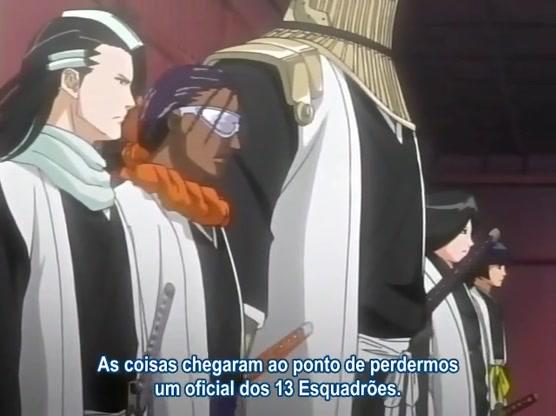 Bleach Episódio - 34Tragédia do Amanhecer