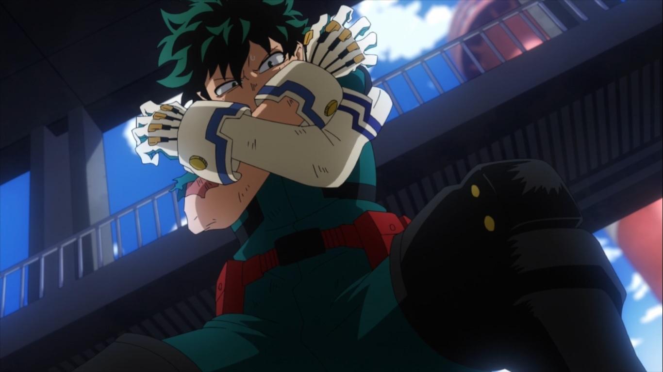 Boku no Hero Academia 5 Episódio - 11Herança