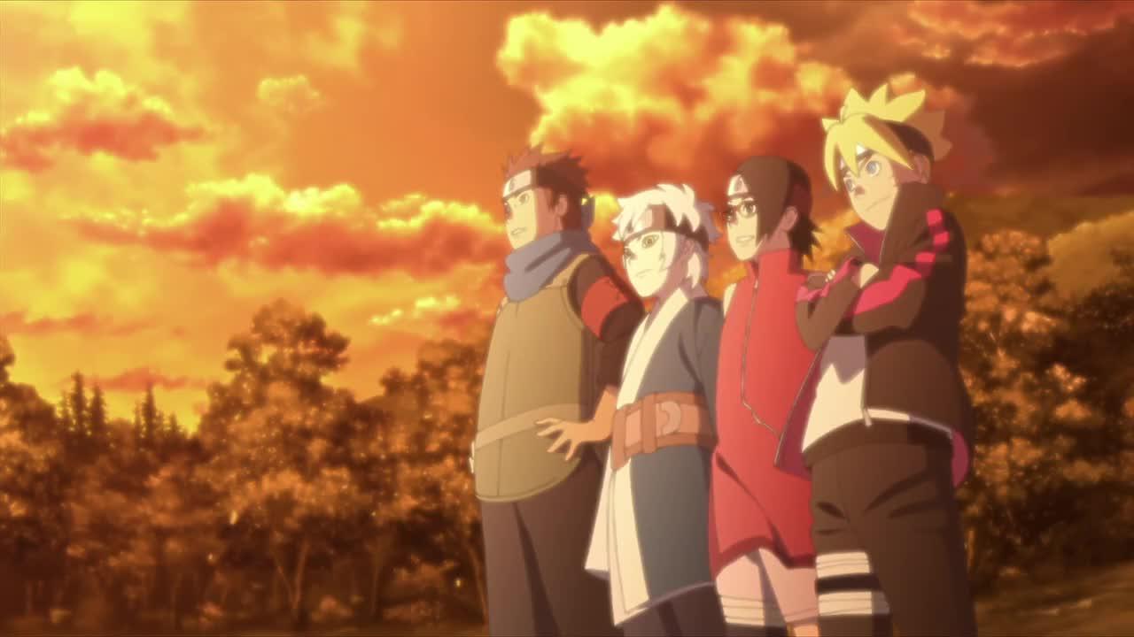 Boruto: Naruto Next Generations Episódio - 118Algo que rouba memórias